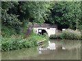 SJ6275 : Saltersford Tunnel west of Barnton, Cheshire by Roger  Kidd