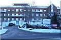SY6890 : Dorset County Hospital by Nigel Mykura