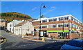 SS9992 : Corner of Berw Road and Llwynypia Road, Tonypandy by Jaggery