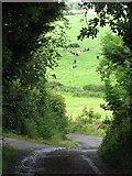 SD5483 : A steep hill by Richard Webb