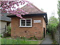ST4347 : Former Telephone Exchange, Wedmore by David Hillas