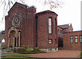 NS5164 : St. Mark Church, Oldham, Paisley by wfmillar