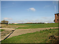 TM2353 : Debach airfield (disused) by Evelyn Simak