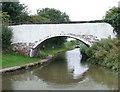 SJ6076 : Ryan's Bridge near Bartington, Cheshire by Roger  Kidd