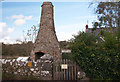 SN0403 : 'Flemish' Chimney - Carew by Mick Lobb