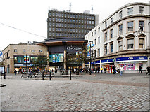 NO4030 : City Square, The Overgate Centre by David Dixon