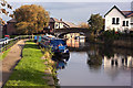 SD4412 : The Leeds & Liverpool Canal at Burscough by Ian Greig