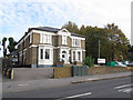 TQ3264 : Red Cross offices, South Croydon by Stephen Craven