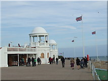 TQ7407 : Bexhill seafront by Malc McDonald