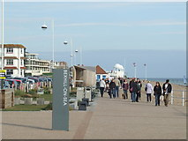 TQ7306 : Bexhill seafront by Malc McDonald