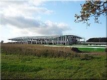 SE6451 : Sports centre under construction by DS Pugh