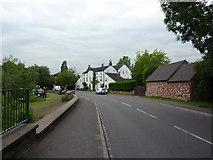 SJ7744 : Moss Lane, Madeley by Alexander P Kapp