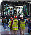 J3374 : Concert stage, Belfast by Rossographer