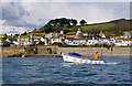 SW5130 : Crossing to St Michael's Mount by Ian Capper