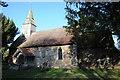 SO6765 : Hanley William church by Philip Halling