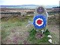 SE0647 : RAF memorial, Windgate Nick by Humphrey Bolton