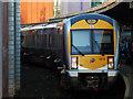 J3473 : Larne train, Belfast Central Station by Rossographer