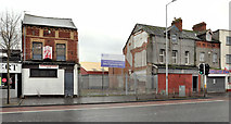 J3574 : Regeneration site, east Belfast by Albert Bridge