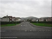 NX1896 : Elder Avenue by Billy McCrorie