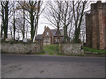 NX1897 : Old Manse House by Billy McCrorie