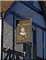 SO6797 : The Pheasant (3) - sign, Britons Lane, Linley Brook by P L Chadwick