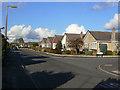 SK6131 : Crossdale Drive by Alan Murray-Rust