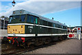 NH8912 : Class 31 diesel locomotive at Aviemore station by Phil Champion