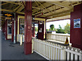 NH8912 : The Strathspey Railway - ticket office and shop by Phil Champion