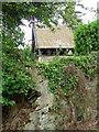 ST5412 : Cemetery lychgate, East Coker by Maigheach-gheal