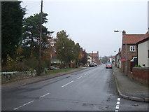 SK6889 : Main Street, Mattersey by JThomas