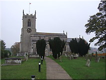SK6989 : All Saints Church, Mattersey by JThomas