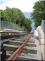 SX9265 : Babbacombe Cliff Railway by Philip Halling