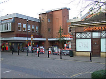 TL1314 : Sainsbury's by Thomas Nugent