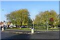 SJ9086 : Dorchester Road/Jackson's Lane Junction. by David Dixon