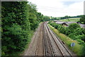 SU7316 : Portsmouth Direct line by N Chadwick