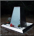 NS4766 : Airtours Memorial by Thomas Nugent