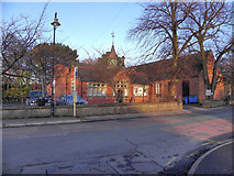 SJ9283 : Poynton Community Centre, Park Lane by David Dixon