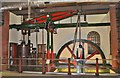 SK4114 : Snibston Beam Engine by Ashley Dace