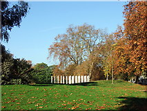 TQ2880 : Memorial to the 7/7 victims, Hyde Park by PAUL FARMER