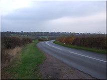 SK7369 : Tuxford Road heading north by JThomas