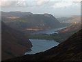 NY1617 : Crummock Water and Buttermere by Karl and Ali
