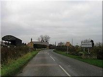 NU2304 : Entrance to Warkworth by Alex McGregor