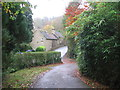 ST7467 : Charlcombe Lane by Virginia Knight