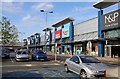 SD8400 : Retail outlets at Manchester Fort by Steve Daniels