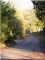 TM2171 : Chapel Lane by Geographer