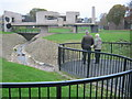 NZ4239 : Viewpoint for the Apollo Pavilion in Peterlee by peter robinson