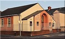 J3673 : Bloomfield gospel hall, Belfast by Albert Bridge