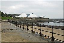 TA0390 : Sea Life Centre, closed for the season by Pauline E