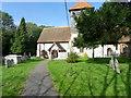 SU6431 : St Peter's Church, Ropley by Maigheach-gheal