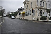 SX9064 : Torquay : Falkland Road by Lewis Clarke